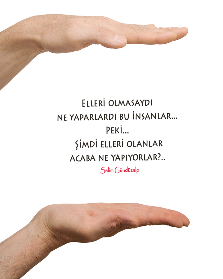 ELLER OLMASAYDI