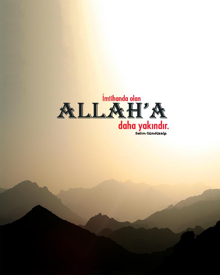 imtihand aolan ALLAHA
